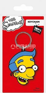 The Simpsons Milhouse PVC flexible keyring (py)